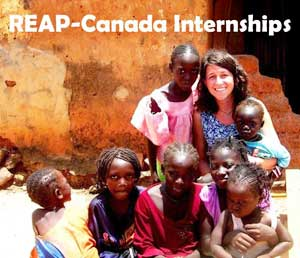 Reap Intern Program 2007